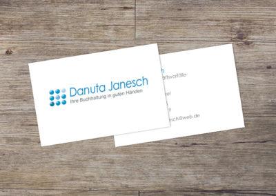 Danuta Janesch – Buchhaltung, Oestrich-Winkel